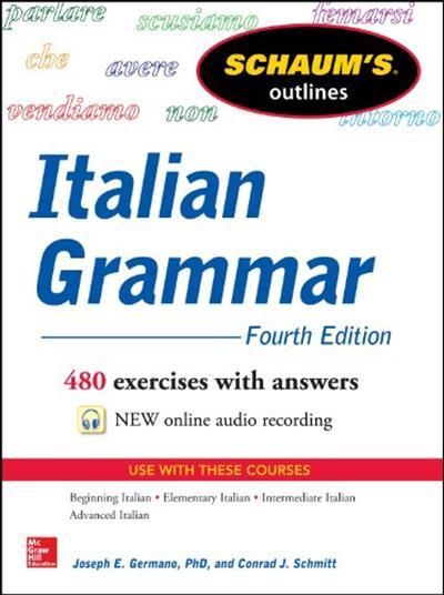 Schaums Outline of Italian Grammar