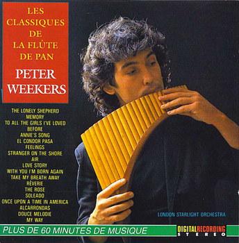 Peter Weekers - Les Classiques de la Flute de Pan (1987) (Lossless)