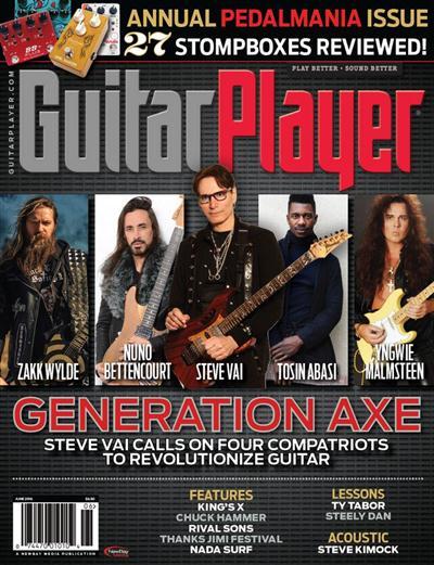 Guitar Player - June 2016