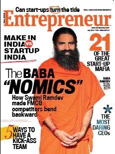 Entrepreneur Magazine - May 2016