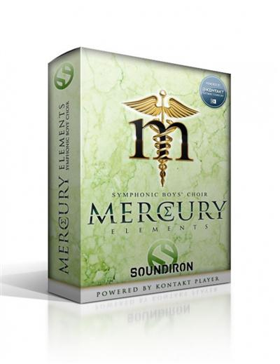 Soundiron Mercury Elements Player Edition KONTAKT