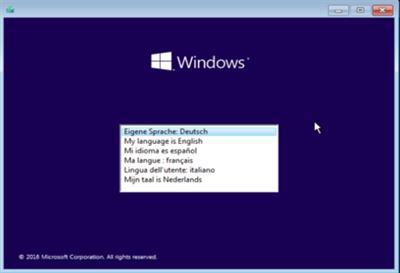 Microsoft Windows 10 Home 1511 Build 10586 Multilingual