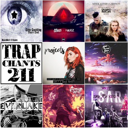 Trap Chants 211 (2016)