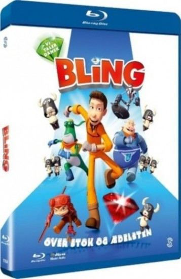 Bling (2016) 720p BRRip XviD AC3-RARBG
