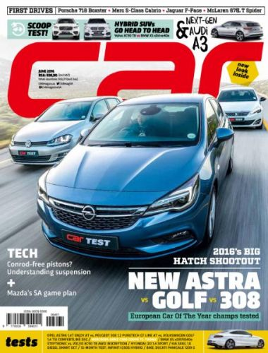 Car South Africa -- June 2016