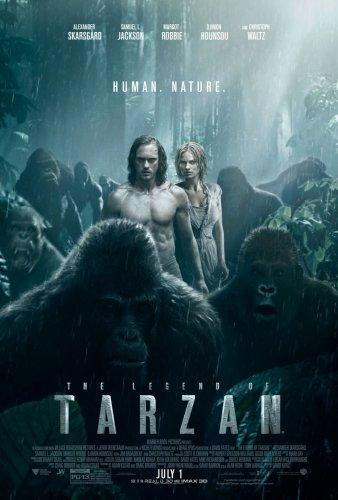 The Legend of Tarzan (2016) HD-TS x264-CPG
