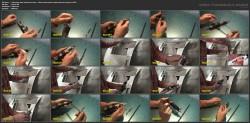 Сабельная пила пневматическая - обзор, назначение и применение инструмента (2016) WEBRip