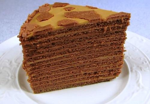 Торт «Коровка» (2016)