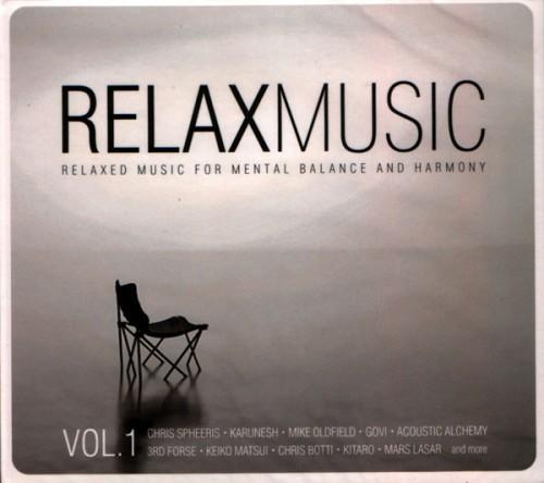 VA - Relax Music Vol 1 (2 CD) (2009) (APE)