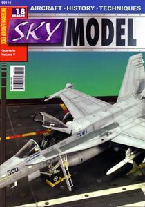 Sky Model №18 - October 2008