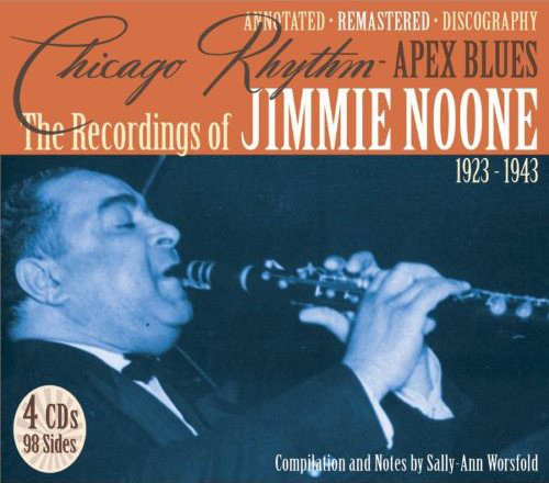 Jimmie Noone - Chicago Rhythm, Apex Blues 1923-1943 (4 CD) (2006) (FLAC)