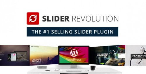 Nulled Slider Revolution v5.2.6 - WordPress Plugin