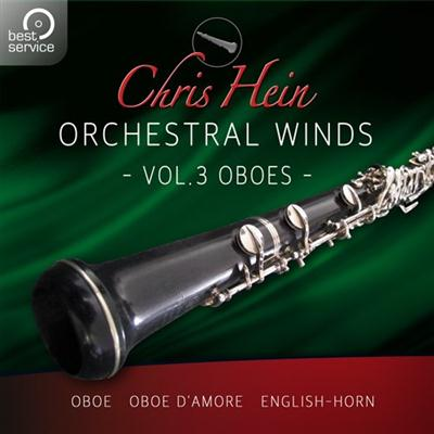 Best Service Chris Hein Winds Vol.3 Oboes KONTAKT