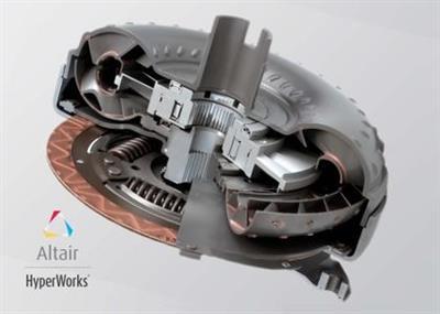 Altair HWSolvers 2018.0.1 Hotfix