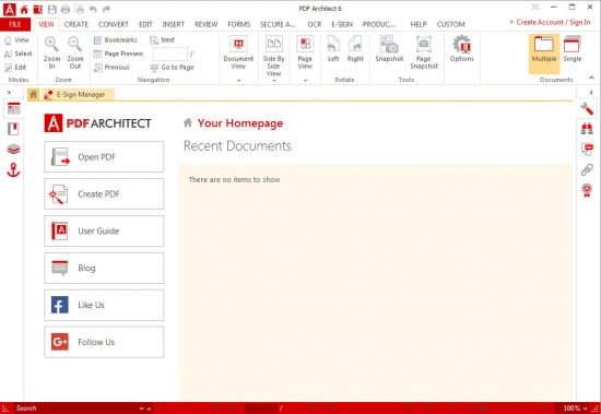 PDF Architect Pro + OCR 6.1.23.1856 (update)