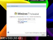 Windows 7 Professional VL SP1 x86 Lite Update by Vlazok v.04.2016 (RUS)