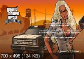GTA | Grand Theft Auto: San Andreas MultiPlayer [v.0.3.7] PC скачать игр на пк торрент бесплатно
