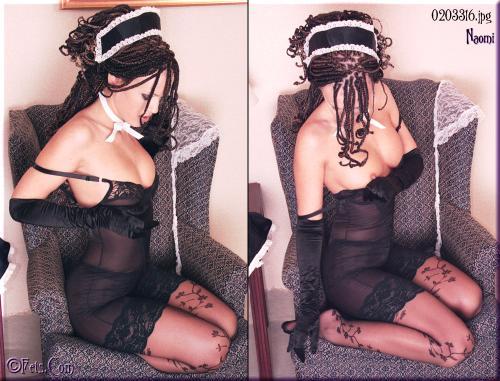 0606-Naomi-French Maid