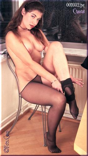 0399-Chantal-Office Girl