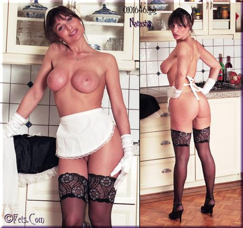 0435-Natasha-French Maid