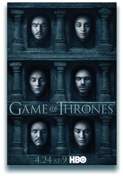 ���� ��������� / Game of Thrones [�����: 6, �����: 1-2] (2016) HDTVRip 720p | Amedia | ������