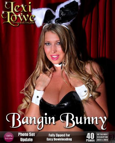 Lexi Lowe The Banging Bunny