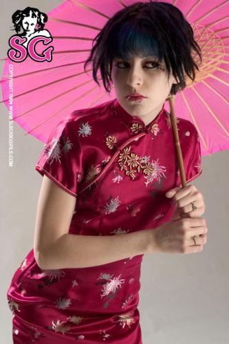 06-19 - Fetish - Pink Parasol