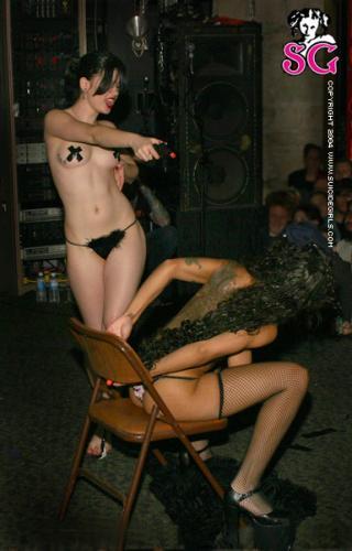 02-18 - Missy - Burlesque In Austin