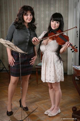 Violin Lessons for Hitomi (2014 nov)