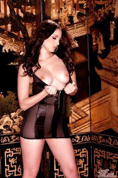 Carlotta Champagne «A Bit Naughty»HollyRandell Set