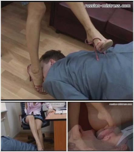 Russian-Mistress - Anna Gold [SD 480p]