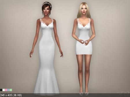 Свадебные наряды Fb195aaf8ea848974e97406693308997