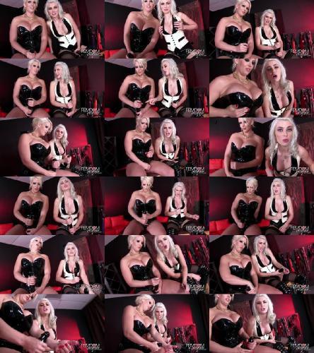 Alura Jensen, Gigi Allens - Strap-on Slave Tamer_720
