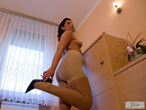 Pantyhose Shooting Part 1