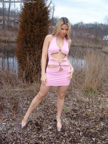 284 - Pink Dress