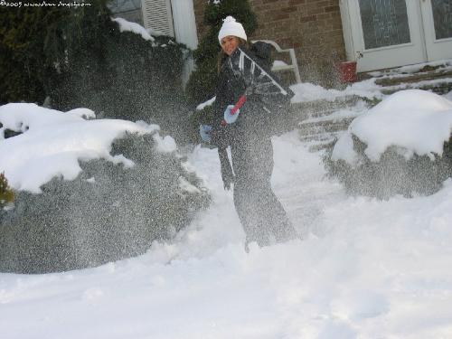 166 - Snow