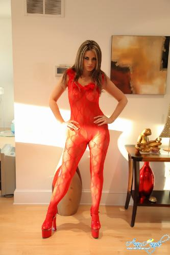 Set 0661 - Crotchless Bodystocking