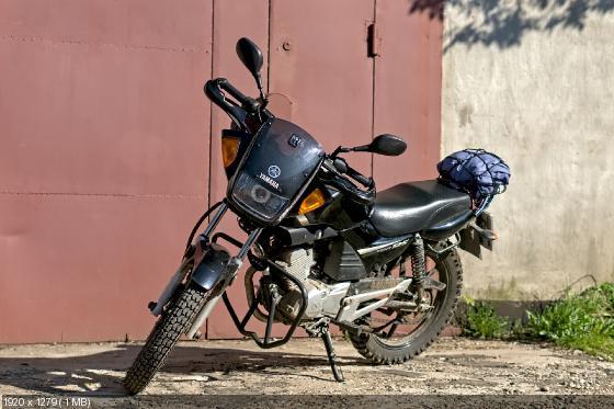 Дуги на мотоцикл своими руками видео