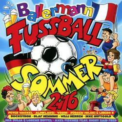 VA - Ballermann Fussball Sommer 2016 (2016)