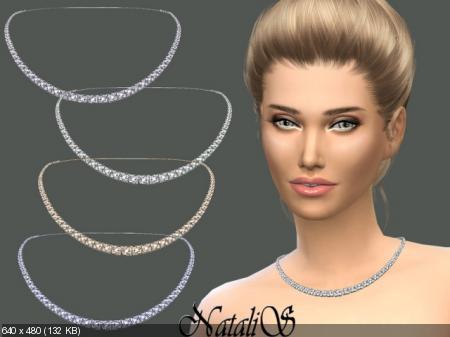 Колье, ожерелья, ошейники - Страница 4 A7658bb9c8bbf5b38ea5280729a5db5a