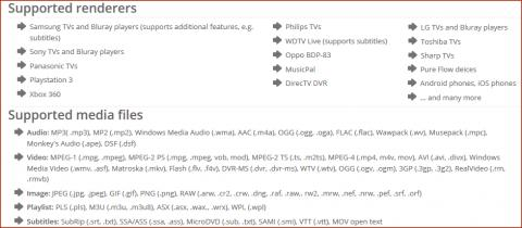 Serviio 1.6.1 Pro - домашний медиа-сервер