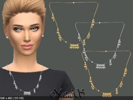 Колье, ожерелья, ошейники - Страница 4 D7c2a85f31f69f642250393e76c151fc