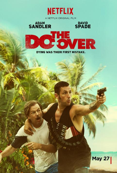 THE DO OVER (2016) LEKTOR PL