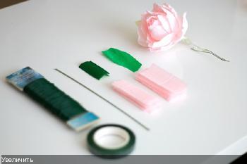 Цветы из гофрированой бумаги Ab9315ab1e6c1095e884e6b9a234891b