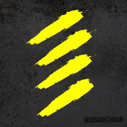 Midnight Hour - Midnight Hour (2014)