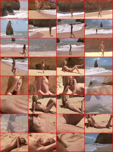 Thea Nude Beach 1080p