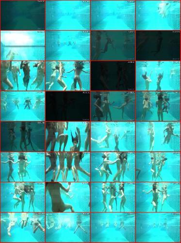 Candice Engelie Kiki Valerie 4 Mermaids 1080p
