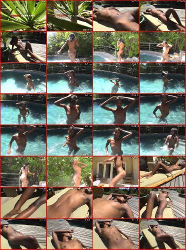 Naomi Pool Side 480p