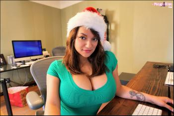 Monica Mendez - Office Christmas - Set 1