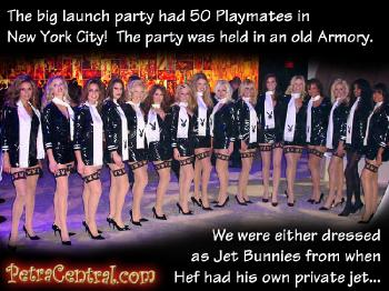 Playboy's 50th Anniversary Party